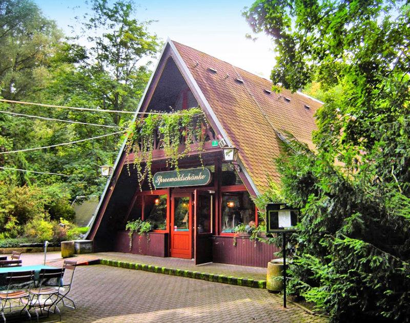 Restaurant Spreewaldschänke Markkleeberg / Leipzig